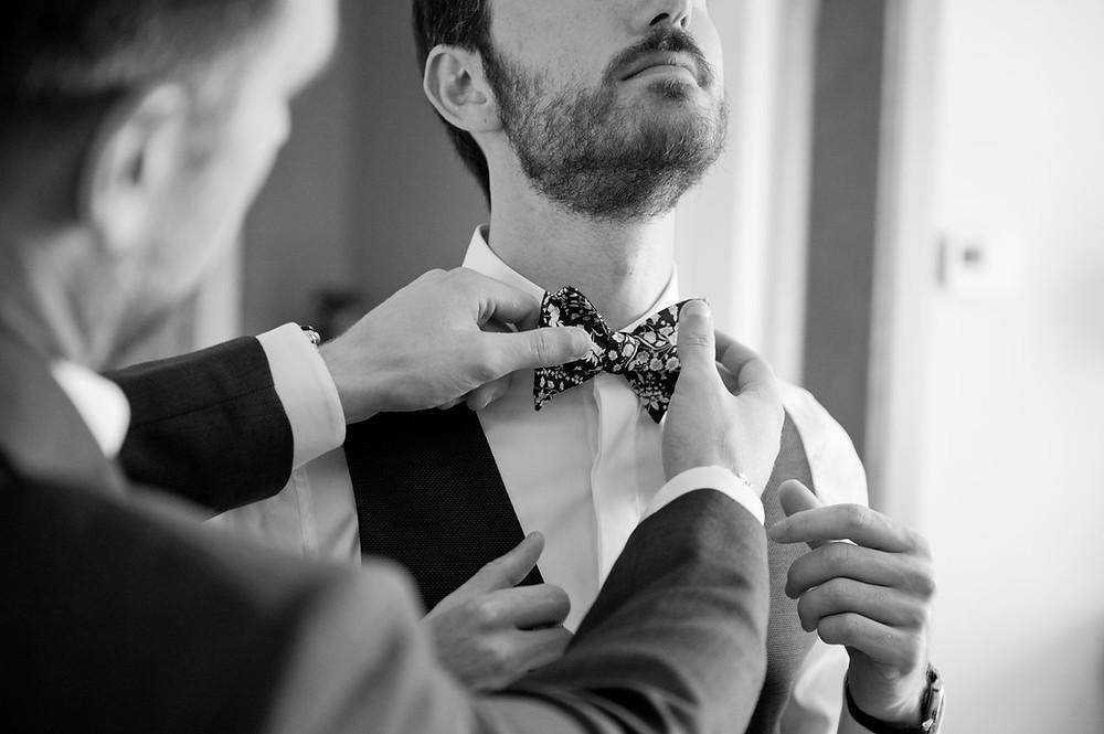 Photographe mariage préparatifs