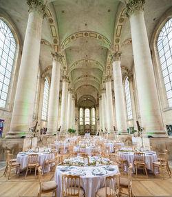 Photographe de mariage à Metz, salle de l'abbaye des prémontrés