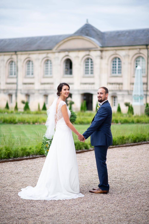 photographe mariage couple abbaye des prémontrés