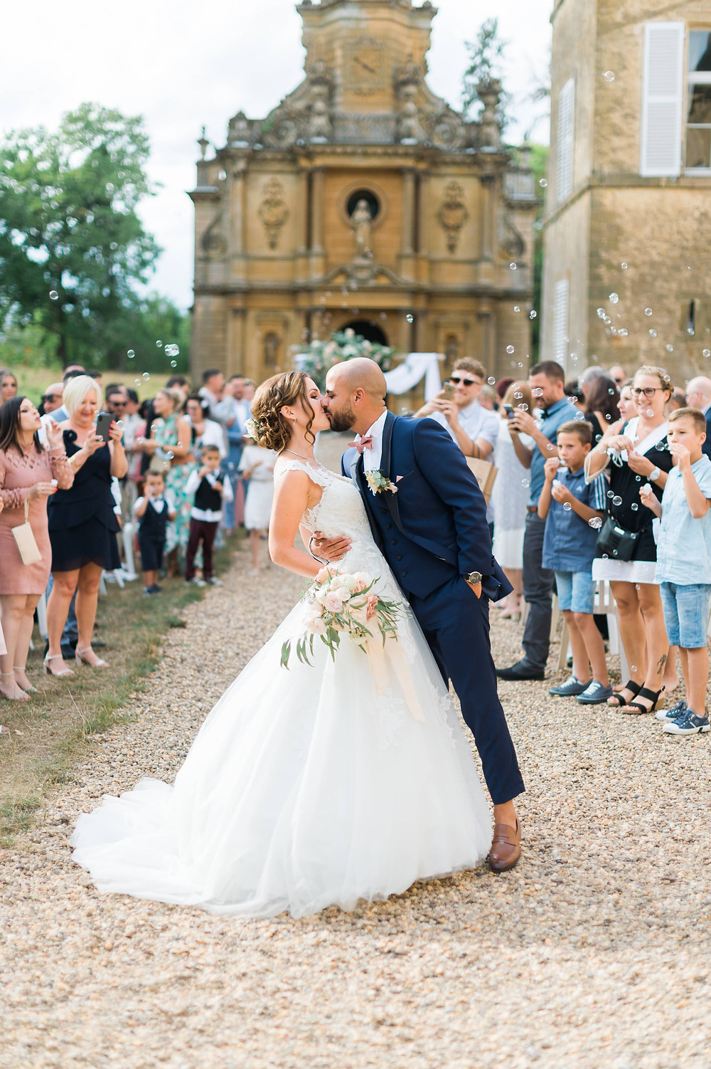 photographe mariage cérémonie laïque château de preisch
