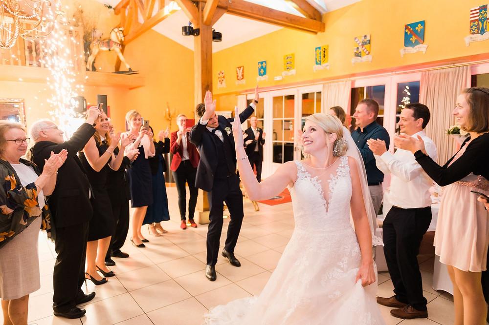 photographe mariage domaine de la grange de conde