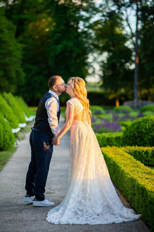 photographe mariage mondorf orangerie couple