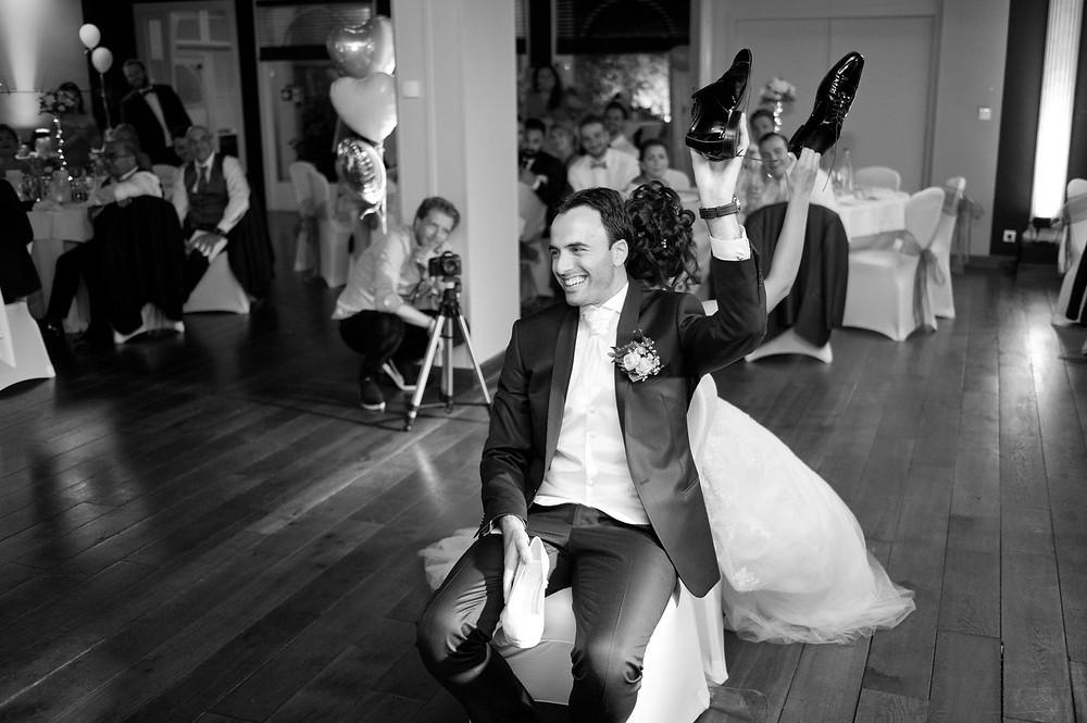 Photographe mariage metz soirée au Tuilerie à Fey