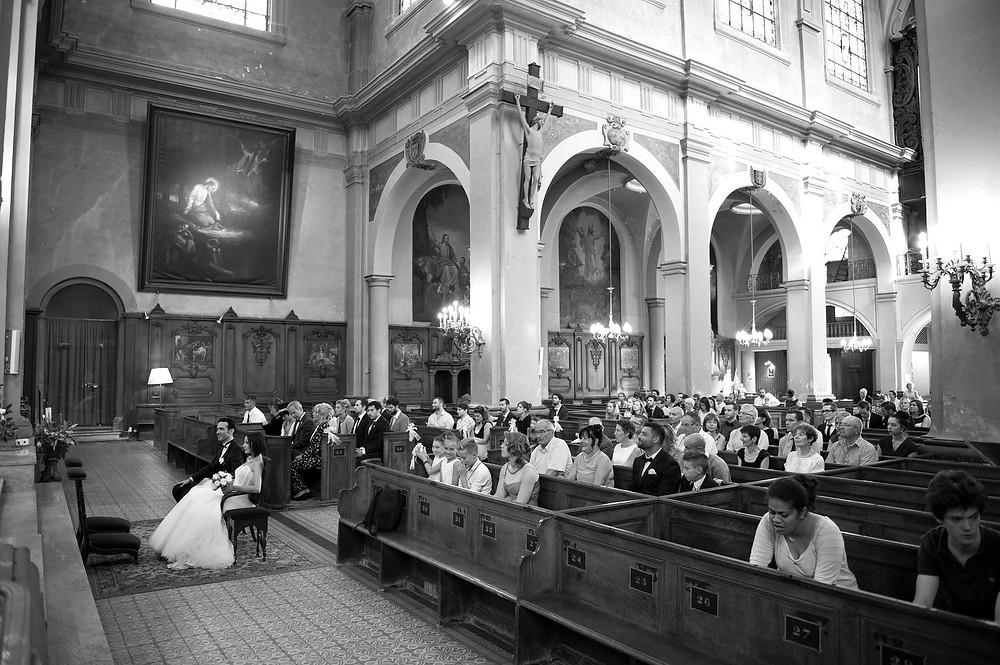 photographe mariage église metz