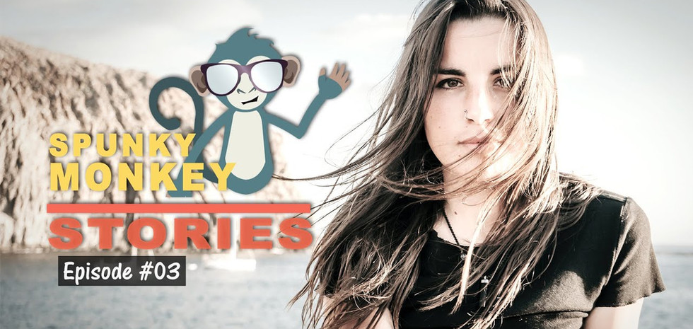 Spunky Monkey Stories - Isabelle Castro