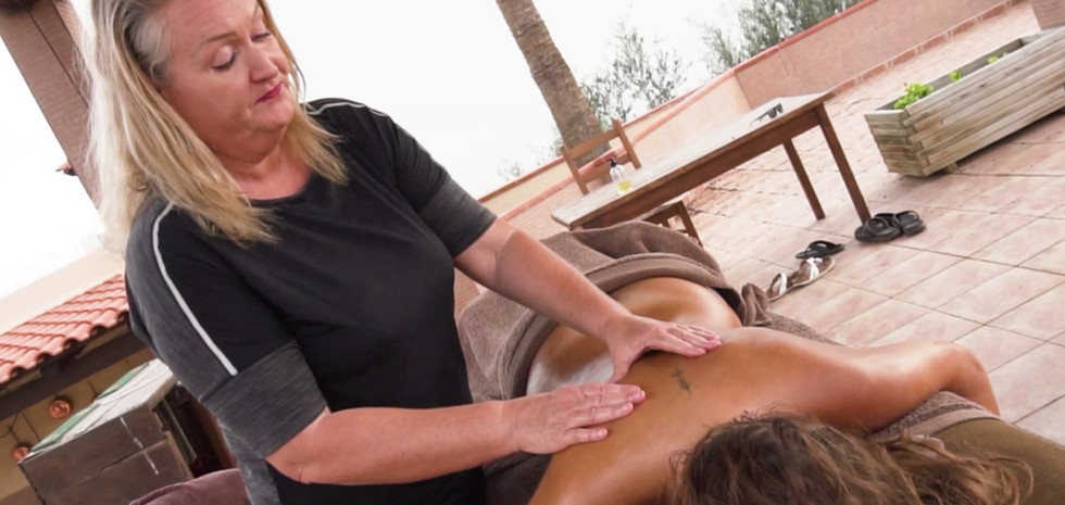 Massage Courses Europe - VIlla Paloma Promotional Video