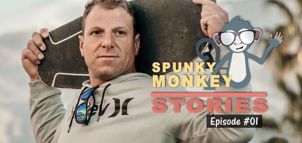 Spunky Monkey Stories - Andrea Savo