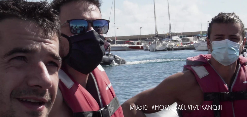 Trip Nivaria - Jet Ski Safari - 1 Min Video