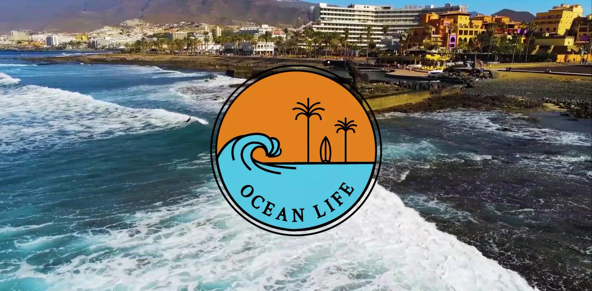 Ocean Life Surf School - Surfboard Raffle Promotional Video