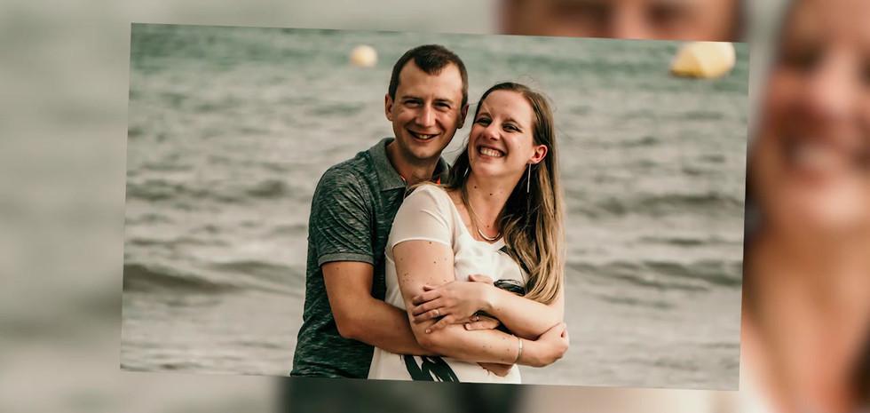 Couple Photoshoot - Behind The Scenes