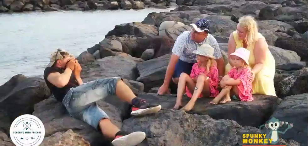 Family Photoshoot - Behind The Scenes