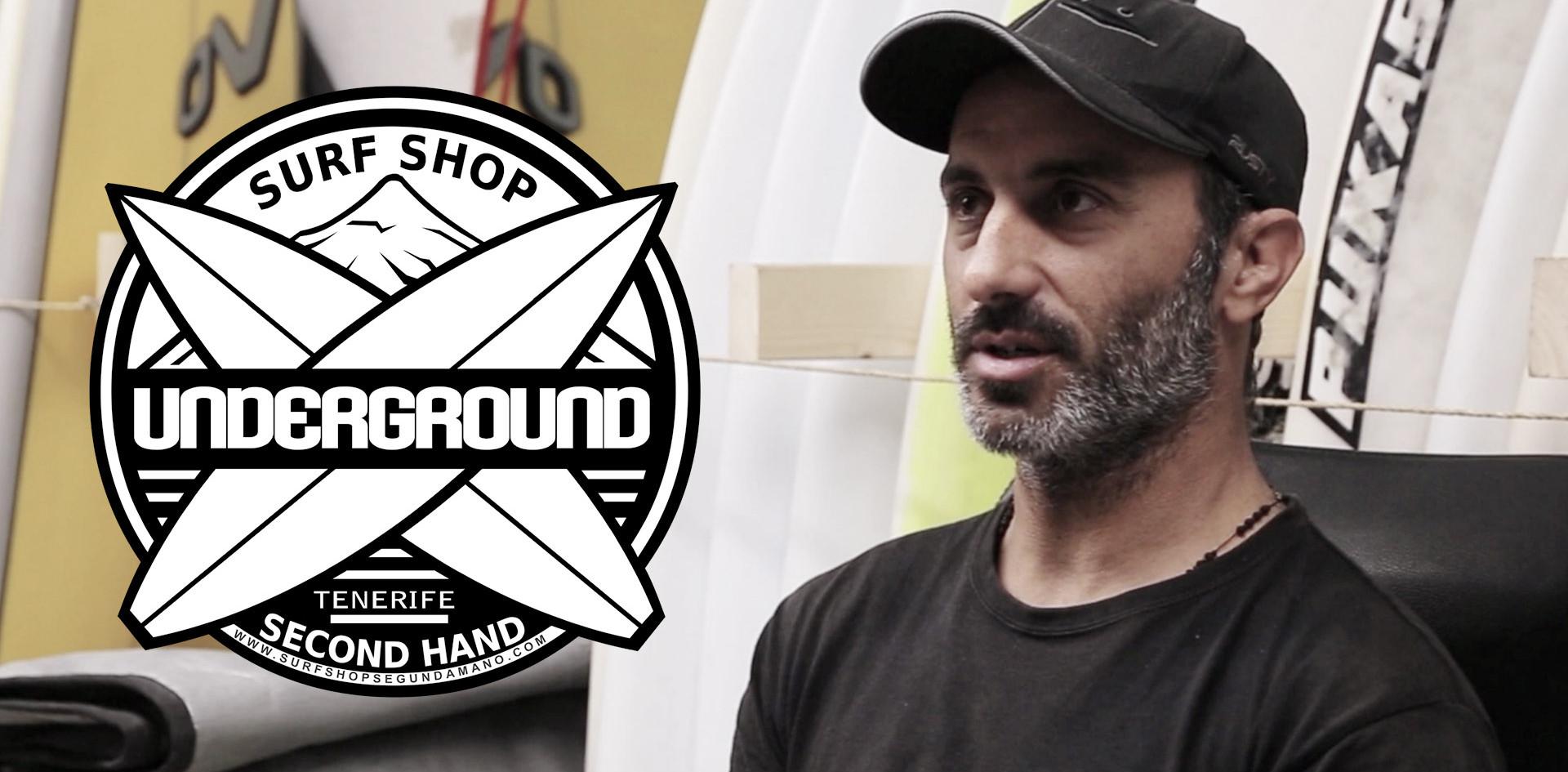 Surf Shop Underground - Meet Mauricio