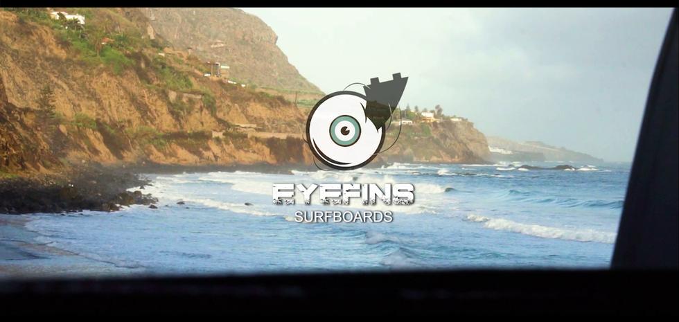 EyeFins Surfboards Promotional Video
