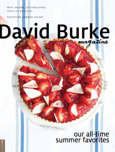 DAVID BURKE MAGAZINE