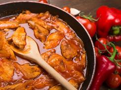 Chicken Red Stew