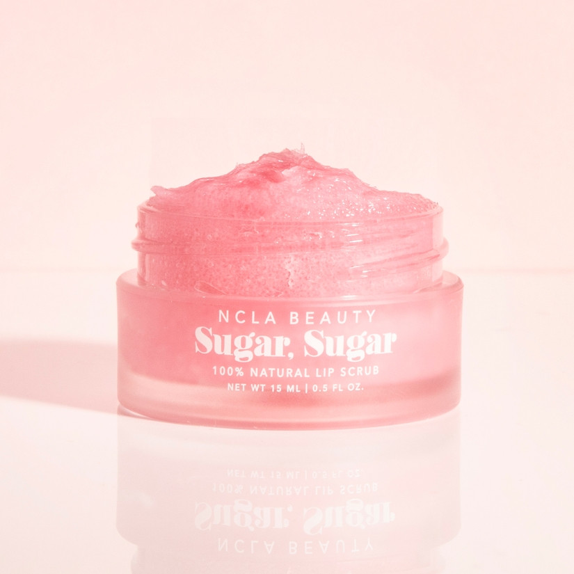 NCLA sugar scrub