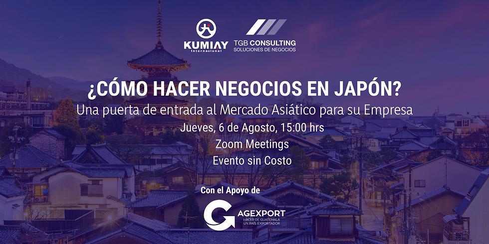 ¿Cómo hacer Negocios en Japón?