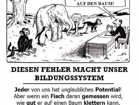 Die Evolutionspädagogik® hilft allen Kindern, die Schwierigkeiten haben in unserem Bildungssystem.