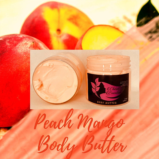 Peach Mango Body Butter