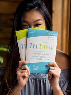 Tru Earth Eco Laundry Strips