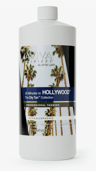Aviva Labs Canada Hollywood Sunless Tanning Solution