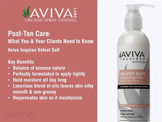 Aviva Labs Velvet Soft Moisturizing Creme