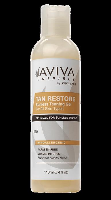 Aviva Labs Tan Restore Sunless Tanning Gel