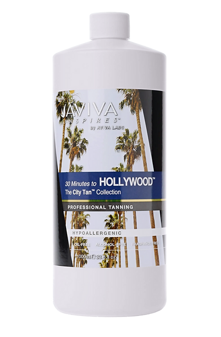 Aviva Labs Hollywood Sunless Tanning Solution