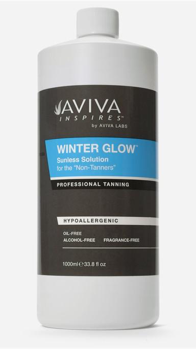 Aviva Labs Canada Winter Glow Sunnless Tanning Solution