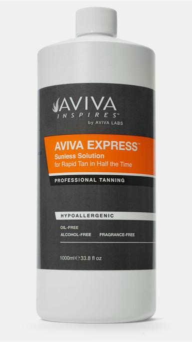 Aviva Labs Canada Express Sunless Tanning Solution