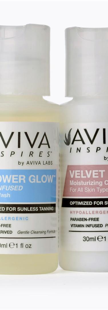 Aviva Labs Skincare 4-Pack