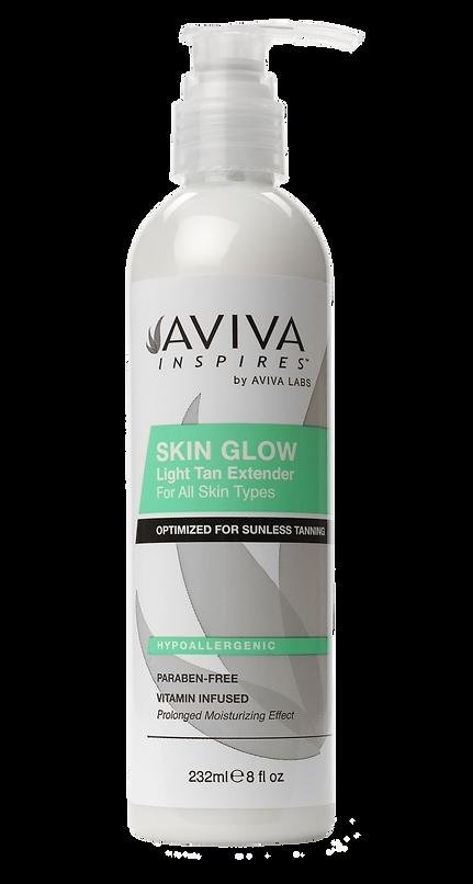 Aviva Labs Skin Glow Light Tan Extender
