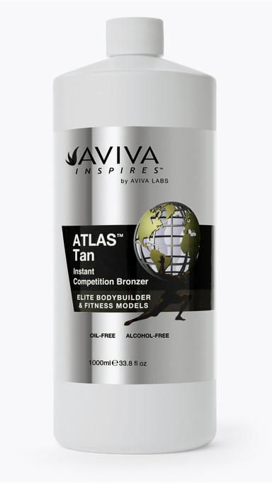 Aviva Labs Canada Atlas Competion Bronzer Solution