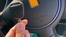 トヨタ WILL サイファ キーレス追加作業 富山の鍵屋