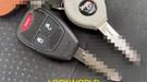 Jeep ラングラー キーレス追加作業 富山の鍵屋
