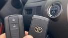 トヨタ 20プリウス グレードG スマートキー追加作業 富山の鍵屋