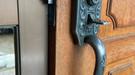 一戸建て住宅玄関 装飾錠タイプ取替 富山の鍵屋