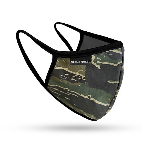 Forest Green Camouflage (2 Pack)