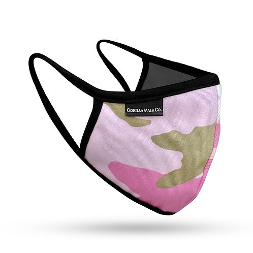 Pink Camouflage (2 Pack)
