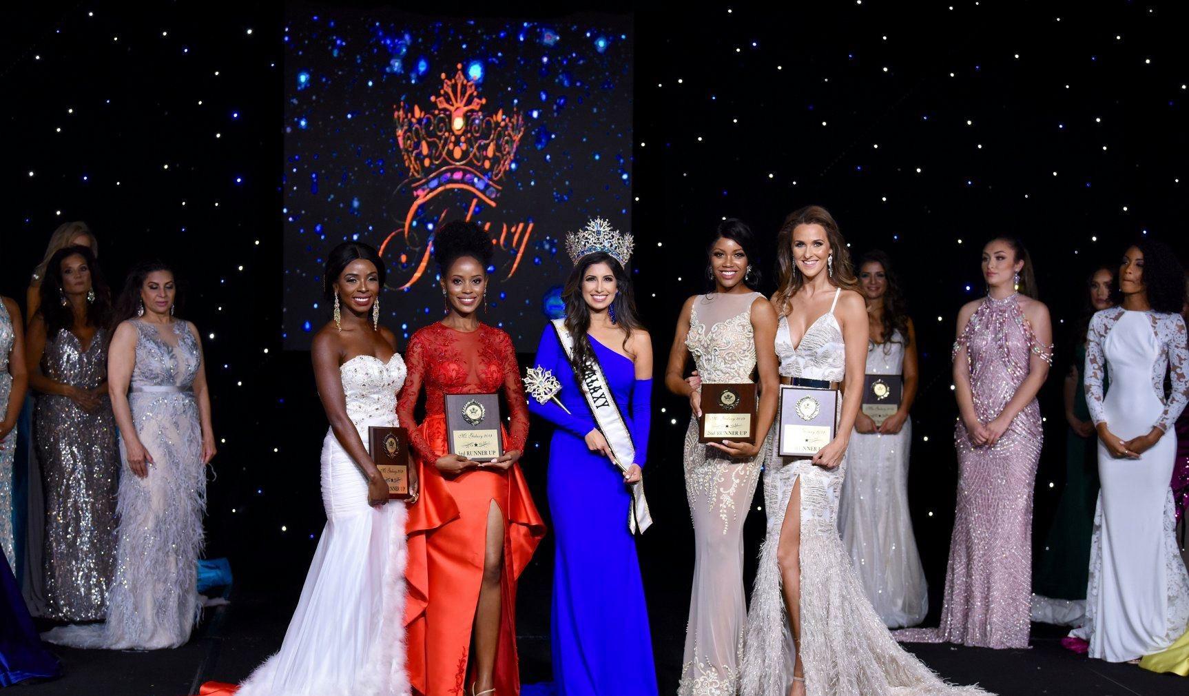 Congratulations Shiko, Ms Galaxy® 2020 3rd Runner Up