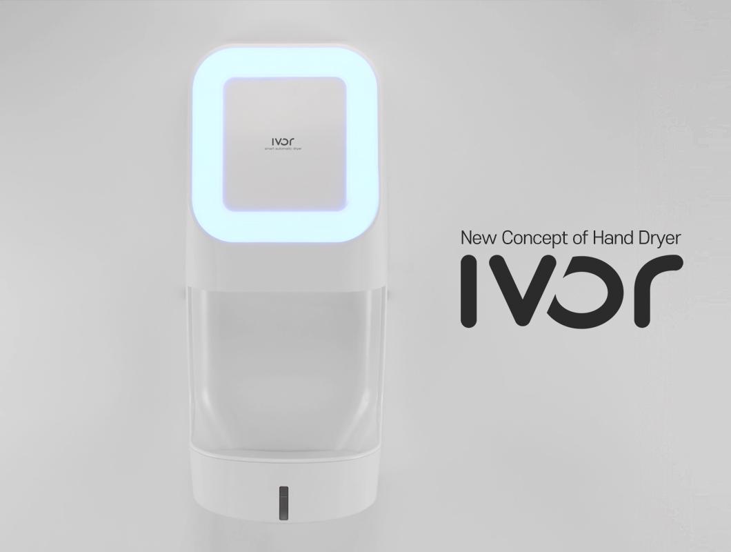 [IVOR] 핸드 드라이 제품광고