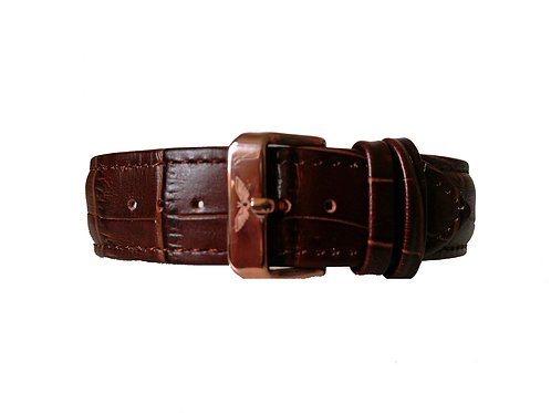 Alopex Leather Strap