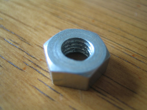Pair Chain Adjuster End Plate Nut, M02-2395