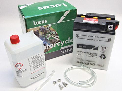Lucas 6v Battery, 09120L