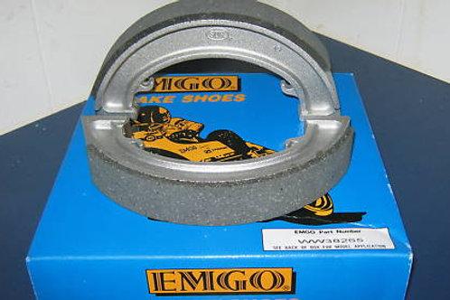 Emgo Brake Shoe Set, 38265