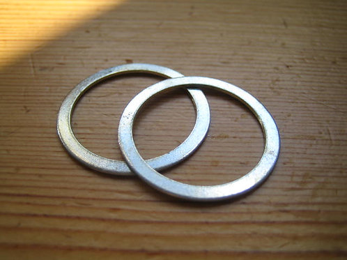 Pair Fork Top Nut Washers, MH97-0862