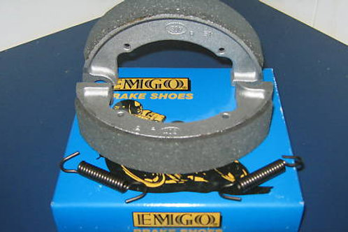 Emgo Brake Shoe Set, 38270