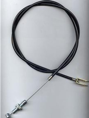 BSA B40 Front Brake Cable: 41-8535. 80470