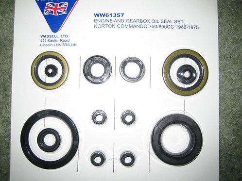 Oil Seal Set, 61357