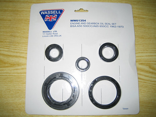 Oil Seal Set, 61354